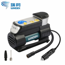 WINDEK Car Air Pump Compressor for Auto Tire Inflator 12 V Electric Tyre Inflatable Heavy Duty Super Fast Inflation