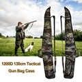 130CM Tactical Gun Tasche Fall 1200D Militär Gewehr Tasche Outdoor Camouflage Verdeckte Jagd Zubehör Schuss Pistole Tragen Holster