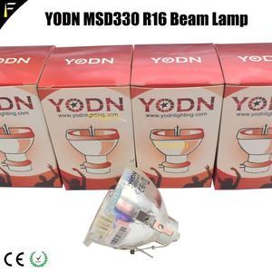Image 2 - 2R15R16R 132W300W330W 움직이는 빔 램프 전구 YODN MSD 132R2 MSD 300R15 MSD 330R16 330S16 HID 방전 램프 교체 56*56mm 컵