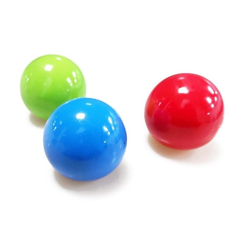 Ljepljive kuglice bacajte na strop dekompresijska kuglica ljepljiva - Zabava na otvorenom i sportovi - Foto 6