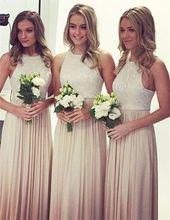 Элегантные платья подружки невесты а силуэт для выпускного вечера