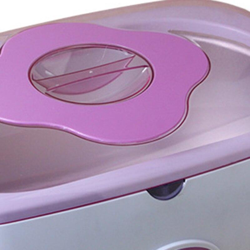 4л большой 41 см Нагреватель Воска машина красота уход увлажняющий воск машина Расплавление воска удаление волос для рук тела воск грелка Комплект ЕС вилка - 5