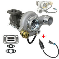 AP01 Turbo Turbocharger+ Actuator For Dodge Ram Cummins 5.9L Diesel 2004-2009 4036835
