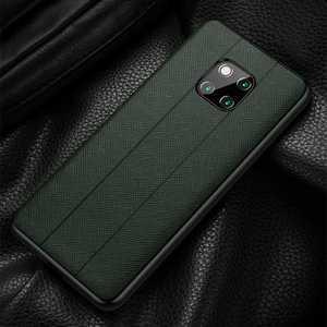 Image 1 - Cassa del Cuoio genuino Per Huawei Compagno di 20 Pro Caso Compagno di 20X 30 Pro Della Copertura Durevole Etui Coque Per Huawei P30 p40 Pro Caso Della Protezione