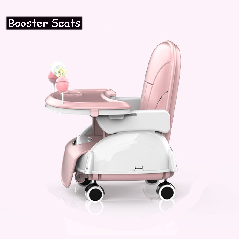 Cadeira de bebê dobrável cadeira de jantar cadeira alta para crianças alimentação do bebê mesa e cadeira para bebês criança assento de reforço