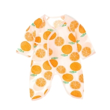 Newborn Baby Boy Girl Romper Clothes One-Piece Thin Jumpsuit Playsuit Toddler DXAD