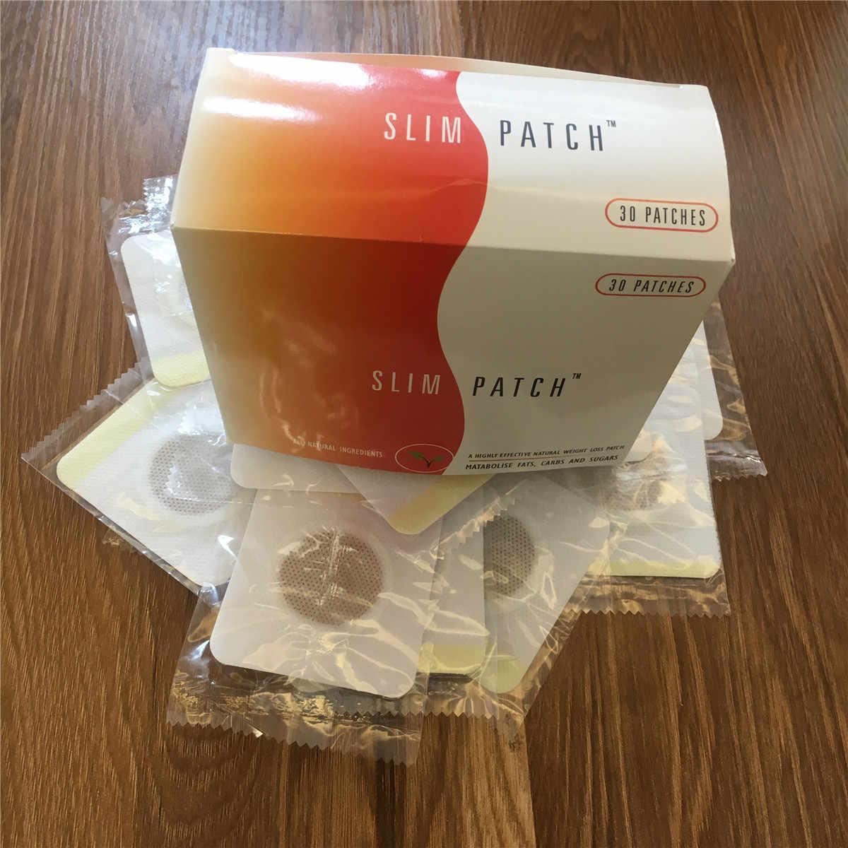 30pcs Slim Patch กระเพาะอาหารไขมัน Burning สลิมมิ่งลดน้ำหนัก Burn ไขมันป้องกันเซลลูไลท์ครีม Parches Adesivo Emagrecedor