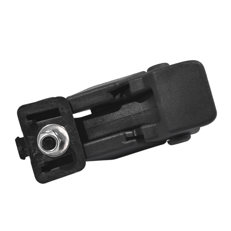 1 Set Bracket <font><b>Latches</b></font> Black <font><b>Hood</b></font> Lock Bracket <font><b>Latches</b></font> Buckle Holder For <font><b>Jeep</b></font> /Wrangler 2007-2016 Car <font><b>Hood</b></font> Catches Accessories image