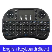 DishyKooker Wireless Keyboard Mini 2.4Ghz Wireless Mini Keyboard with Touchpad for PC Android Smart TV BOX KY dishykooker wireless keyboard mini 2 4ghz wireless mini keyboard with touchpad for pc android smart tv box ky