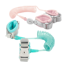 Toddler Baby Child Harness Anti Lost Walking Strap Bracelet Leash with Lock