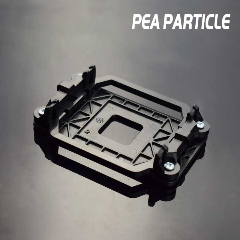 Pea Particle motherboard bracket radiator base buckle for AMD AM2 / AM3 + FM1 / FM2 / AM4 shelf CPU fan buckle image