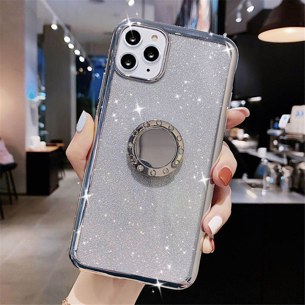 Jewelled Clear iPhone Case 11