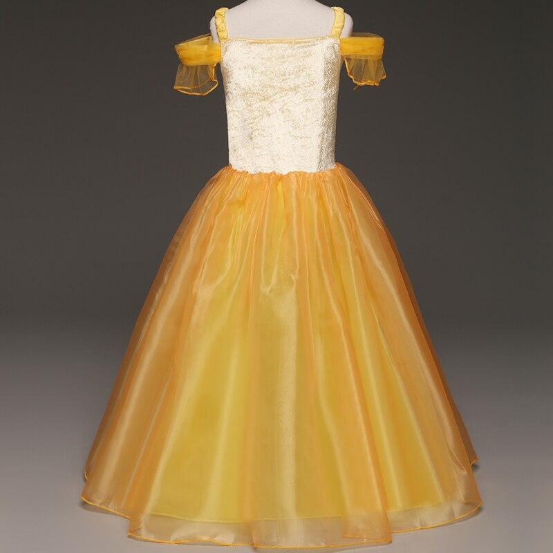 Little Girl Cosplay Princess Dress Beauty Princess Dress Kids Dress up Party Halloween Birthday Drama Photograph Costume 5