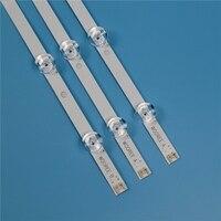 Tira de retroiluminación de TV para LG 32LF550U 32LF560U 32LF562U Kit de barras de tira LED para LG 32LF564U 32LF580U 32LF620U|Carcasa y piezas del elemento principal|   -