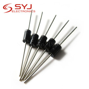 20pcs/lot Rectifier Diode 1N5408 1N5404 1N5401 1N5822 1N5818 UF5408 UF5402 6A10 10A10 DO-27 In Stock