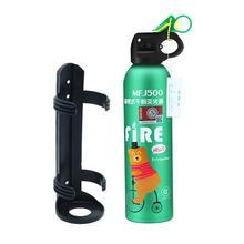 Портативный автомобильный Огнетушитель с крюком, сухой химический Огнетушитель, безопасный огнетушитель для дома, офиса, автомобиля