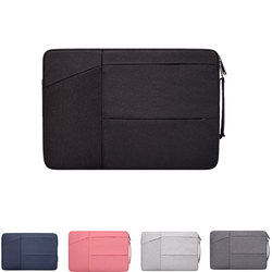 Teczka pokrowiec etui na Xiaomi Air 12.5 cala torba na laptopa pokrowiec na laptopa Macbook New Pro 13.3 Air 11 12 13 14 15 cali okładka