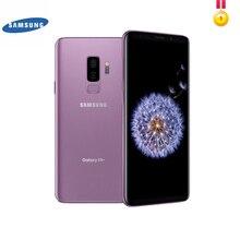 Samsung Galaxy S9 Plus S9+ NFC G965F Original Octa Core 6.2″ Dual 12MP 6GB RAM 64GB ROM Snapdragon 845 Fingerprint Cell Phone