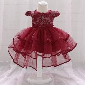 2020 moda letnia sukienka noworodka sukienka dla dzieci dziewczyna ubrania niemowlę dziewczyna Fantasy sukienka dla dziewczyny księżniczka sukienka dla 0-2 lat