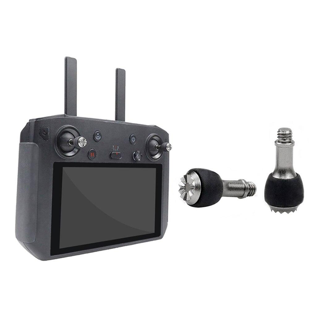 Aluminum Thumb Rocker Joysticks For DJI Mavic 2 Remote Control With Screen Smart Controller For DJI Mavic 2 Pro Zoom Accessories