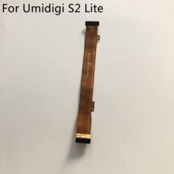"""Stosowany USB ładowania pokładzie do płyty głównej FPC dla Umidigi S2 Lite MT6750T octa core 6.0 """"1440x720 telefon komórkowy"""