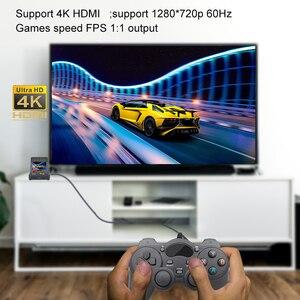 Image 3 - חדש רטרו ארקייד HDMI וידאו משחקי קונסולה ניידת HD טלוויזיה רטרו משחק מיני כף יד משפחת ג ויסטיק מובנה 3000 משחקי משלוח מתנה