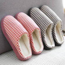 Bescone женские зимние домашние тапочки с круглым носком плоские