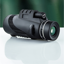 Монокуляр 40x60 мощный бинокль водонепроницаемый высокое качество зум большой ручной бинокль ночного видения военный HD Профессиональный