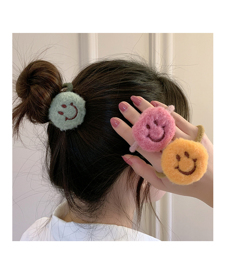 New Fashion Woman Elegant Hair Ties Girls Scrunchies Rubber Bands