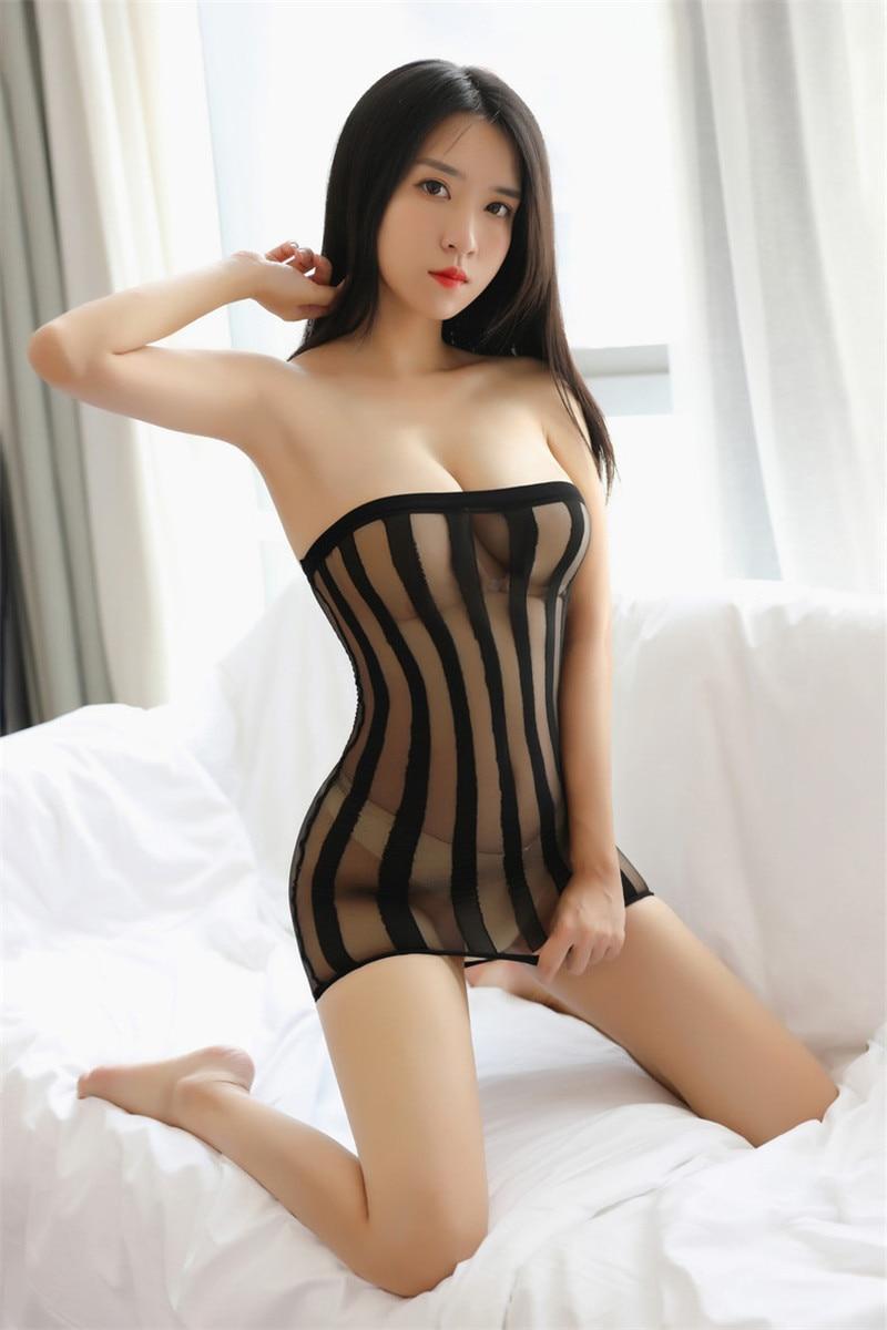 H994372cc1478442ea759b20049ffc191H sexy lingerie porno hot women's underwear sex toys erotic costumes intimate nightgown Elastic dresses sleepwear slips kimino