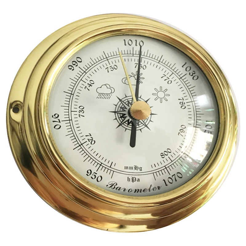 Best B9193 Multifunctional Household Weather Station Aneroid Barometer