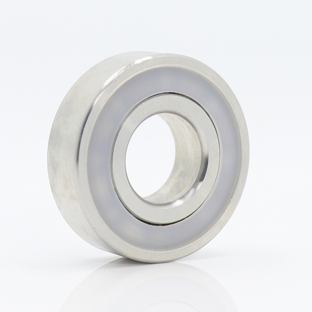 316L Bearing 604 605 606 607 608 609 1 PC 316L Stainless Steel Deep Groove Ball Bearings  S604 S605 S606 S607 S608 S609 RS