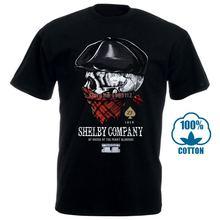 Shelby компания по заказу от компании «peaky blinders» футболки