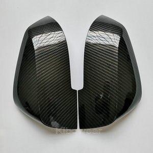 Image 1 - Kibowear สำหรับ BMW F30 F31 F20 F21 F22 F23 F32 (คาร์บอน) กระจกครอบคลุมหมวก F33 F34 X1 E84 ปีกด้านข้าง 1 2 3 4 เปลี่ยน 2014