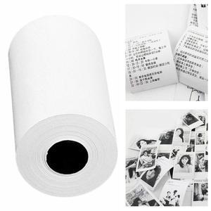 Image 1 - الكرتون الطباعة الحرارية ورقة آرون ألفا شخصية Ppractical تسميات لاصق ملصق ل PeriPage A6 A6S A8 الحرارية طابعة