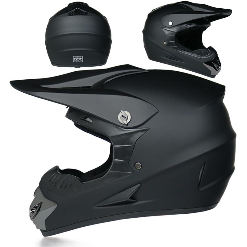 Racing Motocross Motorbike Helmet DOT Casque Moto Capacete Moto Casco Off-road Cartoon Full Face Motorcycle Helmet Women 3 Gifts