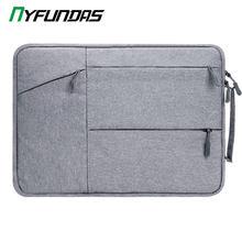Housse au format de sac à main pour tablette ou ordinateur portable, sacs en accessoires, coque pour Microsoft Surface Go Pro 4 5 6 12,3 et iPad 12,9 2018 10,5 11