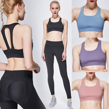 SJ-MAURIE Sports Yoga Bra Beautiful back Gym Fitness Athletic Running Sport Tops Underwear Workout Vest Tank women fitness bra gym high quality bandage sports bra women fitness running bra tops exercise brand yoga vest shockproof sport tank tops