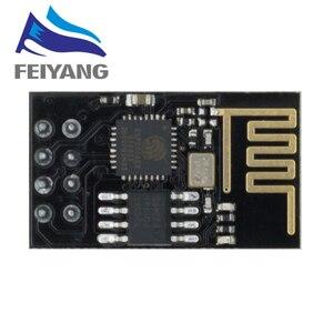 Image 4 - 10PCS ESP8266 ESP 01 ESP 01S ESP 07 ESP 12 ESP 12E ESP 12F serial WIFI wireless module wireless transceiver 2.4G