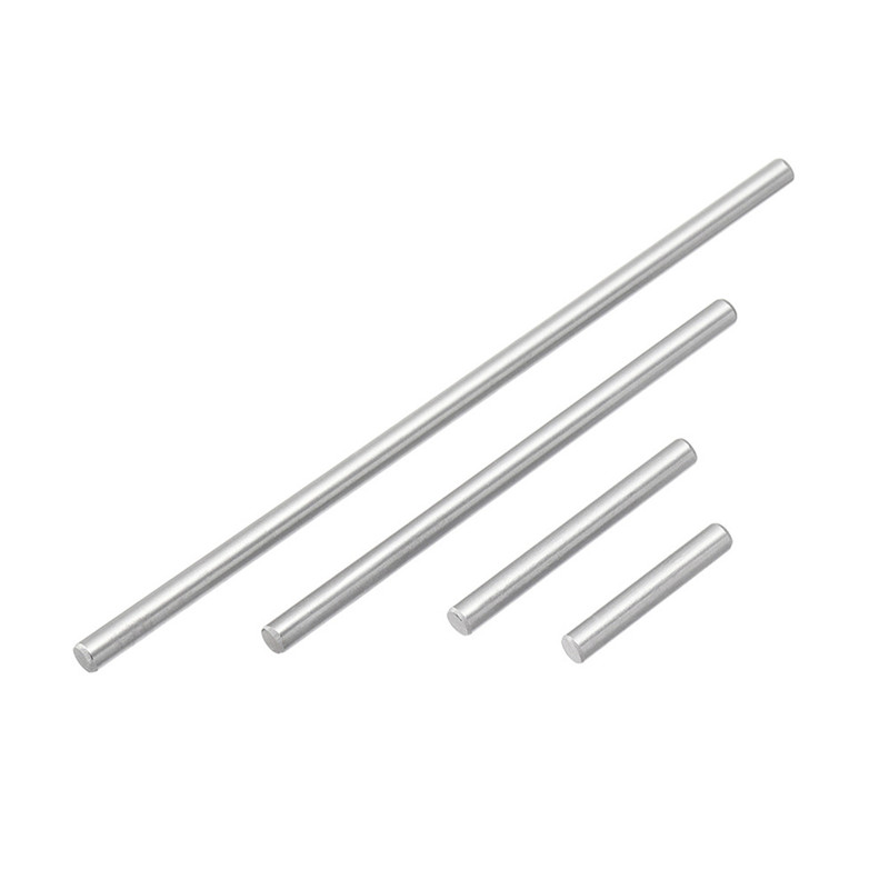 lowest price 10pcs Ejector Pins Set for Pushing Rifling Buttons High Hardness Full Specifications Steel Reamer Machine Tools Accessories