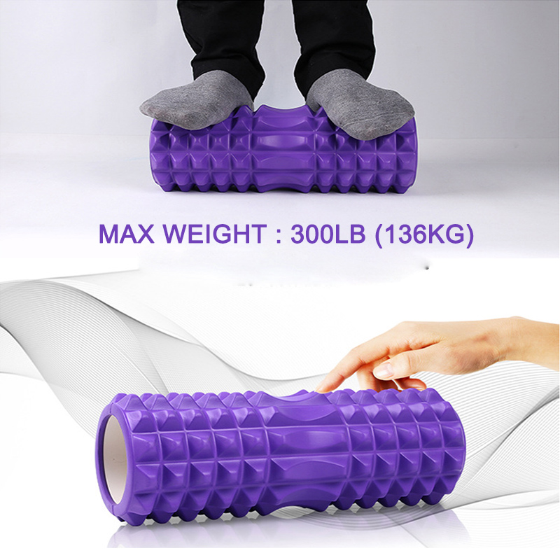 Mousse de Massage colonne de Yoga et Relaxation musculaire, outils de rouleau, entraînement de rééducation, Fitness, Pilates, gymnastique à domicile
