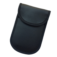 Anti-theft Signal Blocking Keyless Entry Car Key Pouch Case Bag Protective Cover Accessories
