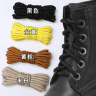 Leather shoes lace m...