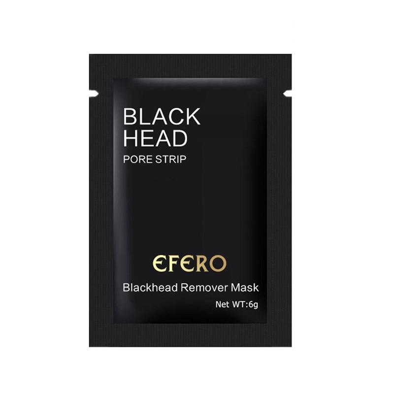 1 Pcs Black Mask Facial Mask Nose Blackhead Remover Treatments Deep Facial Mask Oil Control Nose Acne Remover Face Care Tools