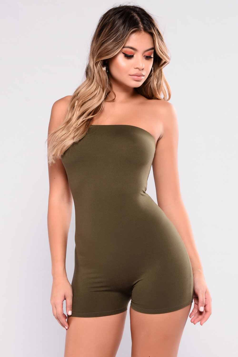 Vrouwen Sexy Clubwear Slim Playsuit Bodycon Party Jumpsuit Romper Broek Shorts