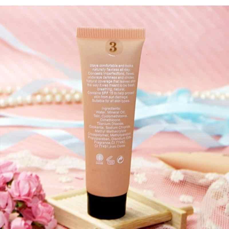 Sempurna BB Cream Perawatan Wajah Foundation Cair Foundation Makeup BB CC Cream Concealer Sun Tahan Lama Tahan Air Krim Gratis ShipTSLM1