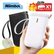 Label Printer Niimbot D11 Label Maker Thermal Portable Mini Pocket Printer Sticker Label Paper roll for Phone Printer Machine