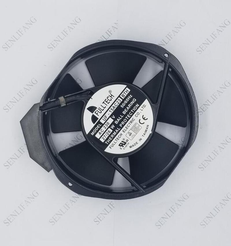 Free Shipping New For UF15A23BTH UF-15AC23 UF-15AC23BTH 172 * 150 * 38 230V Communication Cabinet Fan Cooling Fan