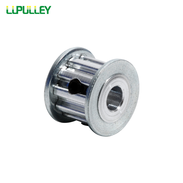 LUPULLEY XL 10T Gear Wheel Timing Pulley 10 Toothed AF Timing Pulleys Bore 4/5/6/8mm For Laser Machine