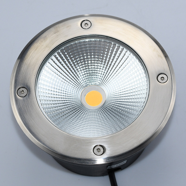 LED COB Underground Light 3W 5W 7W 9W 12W 15W 20W 30W Outdoor Ground Garden Road LED Buried Lamp Waterproof IP67 110V 220V 230V